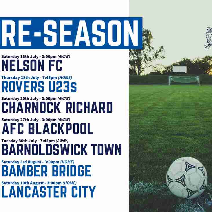 Rovers To Visit Shawbridge