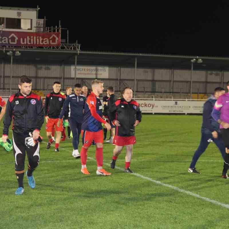 Away v Eastleigh FC