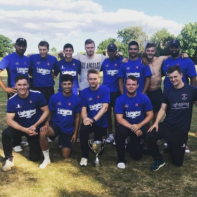 BAR ARE HERTS T20 CHAMPIONS
