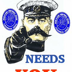 MATCH DAY VOLUNTEERS REQUIRED