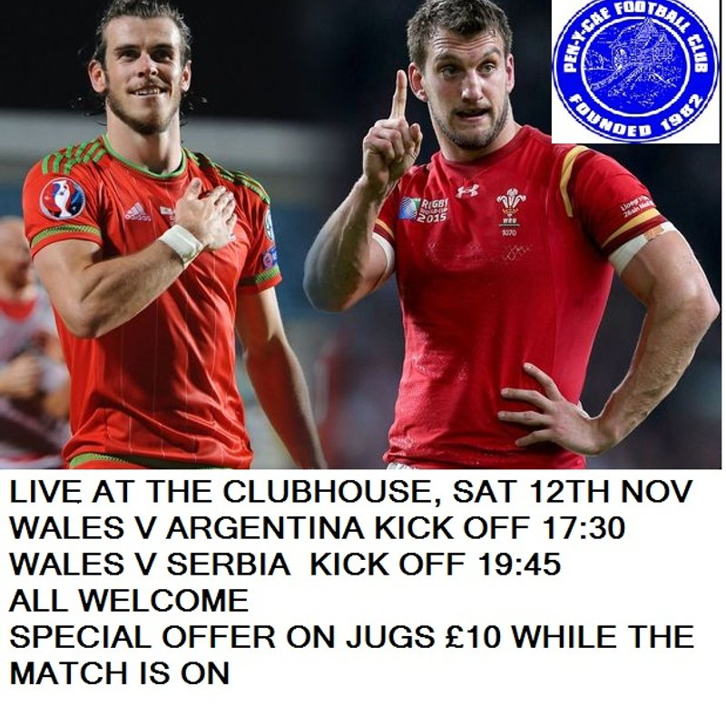 WALES SUPER SATURDAY