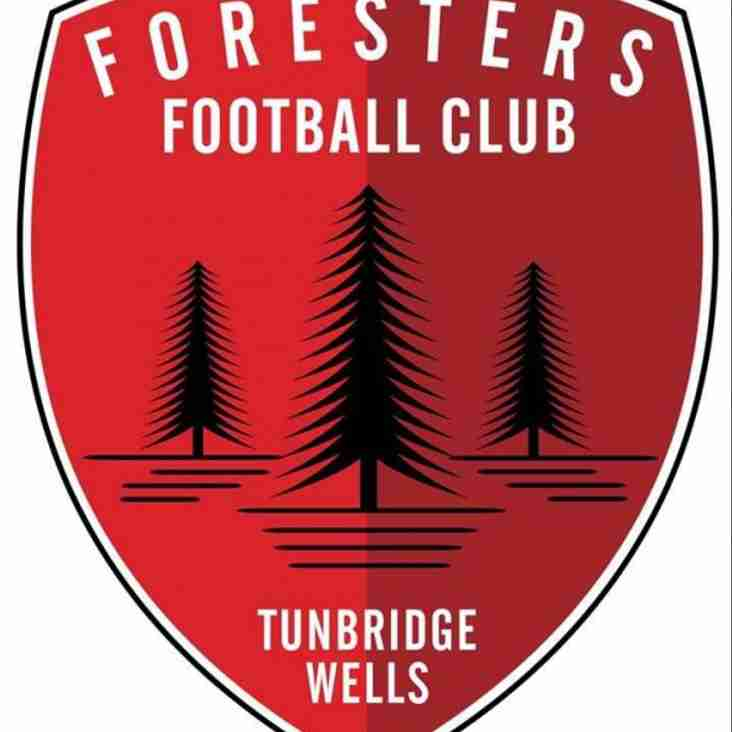 TW Foresters FC - U12 Trials - Season 2017/18