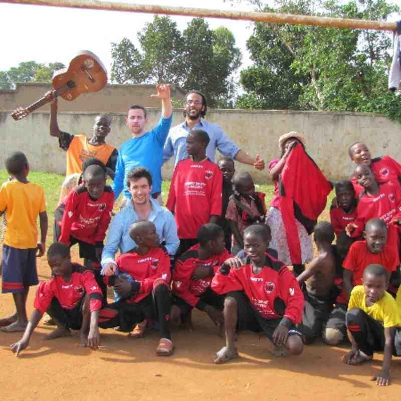 Foresters Kit Donation - Uganda