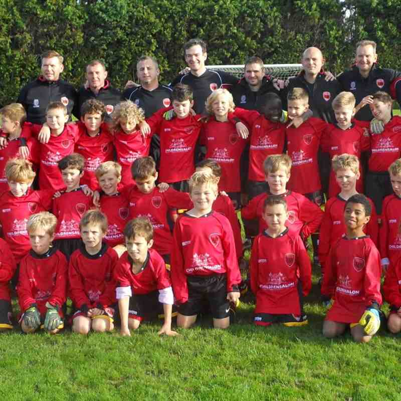 U9 Team Photos 2014/15 Season