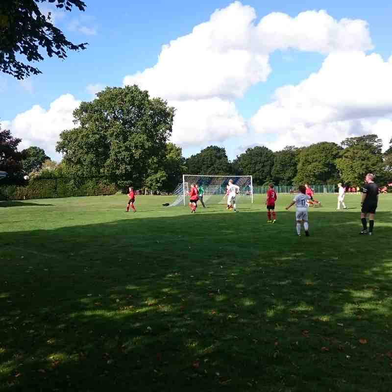 U13 KYL v Kings Hill Sep 2015