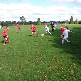 U13 KYL v Kings Hill FC
