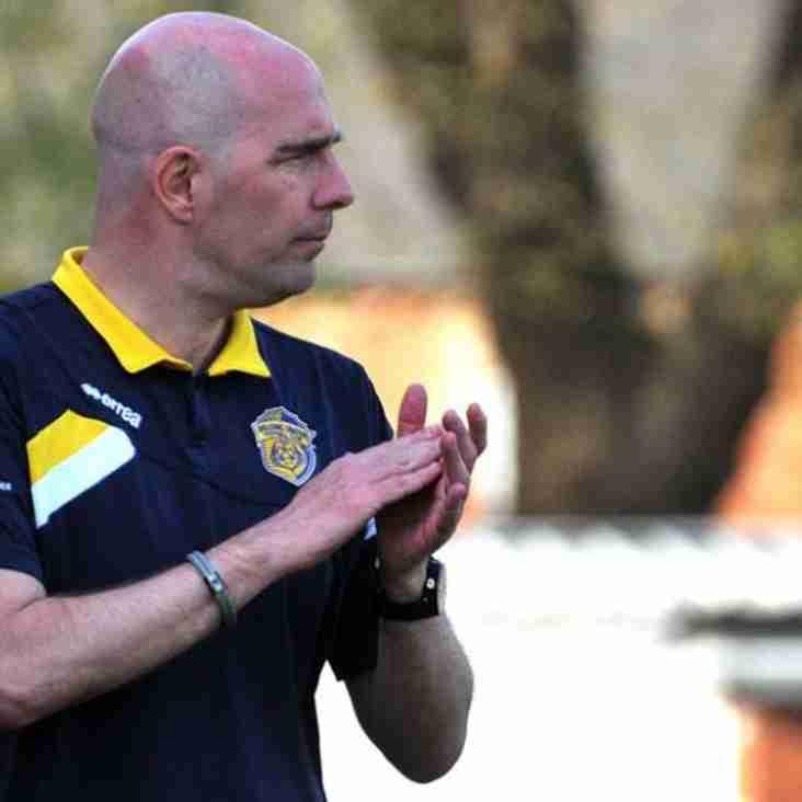 Match report: Spalding United 8-1 Lincolnshire Fire & Rescue
