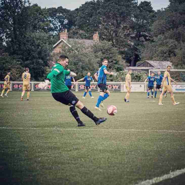 Match report: Cleethorpes Town 2-1 Spalding United