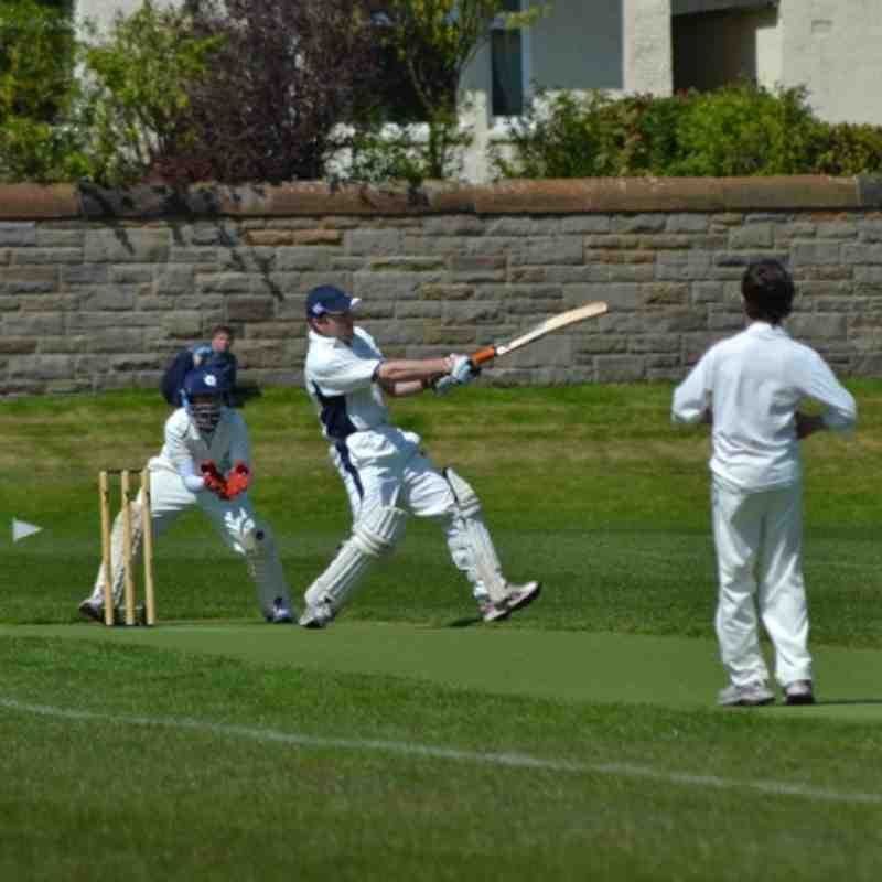 Woodcutters v RHC Lions, ESCA Plate, 20/05/12