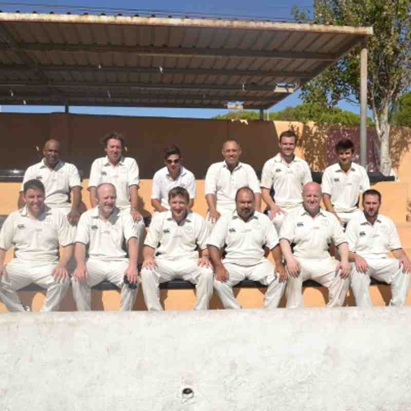 Woodcutters CC 50th Anniversary Tour - Ibiza 2012