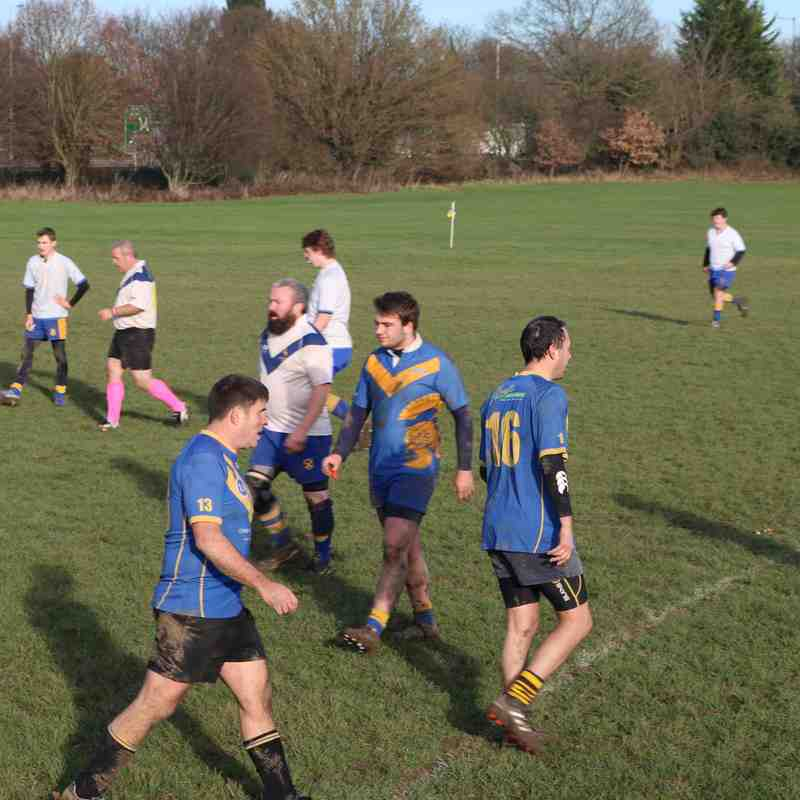 Fathers & Sons Game 27th Dec 2016