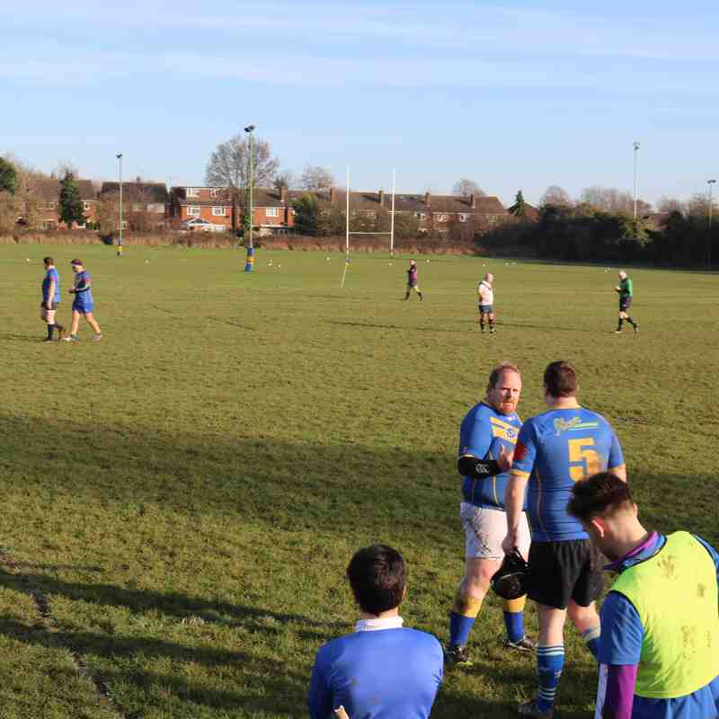 Fathers & Sons Game 27th Dec 2016 01
