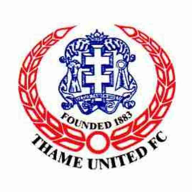 Thame United 1  Uxbridge  0