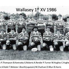 Old pics of Wallasey teams