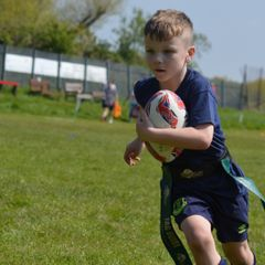 oldershaw juniors at hoylake rugby festival