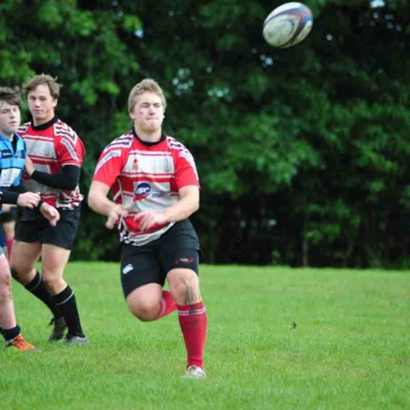 Senior Colts vs Liverpool Colligiate