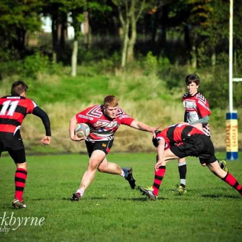 Bolton Senior Colts vs Widnes Senior Colts