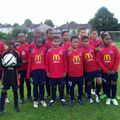 Under 12s lose to Nicholas Wanderers Colts 2 - 5