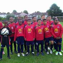 Bristol Central YFC Under 12s 0 - Bromley Heath U 4
