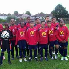Bristol Central YFC Under 12s 0 - Bromley Heath U 4