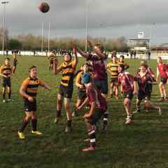 Cleve vs Thornbury