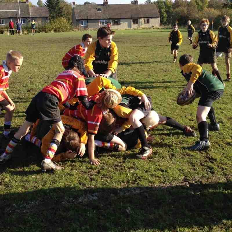 U11/12 v's Richmond 21/10/2012