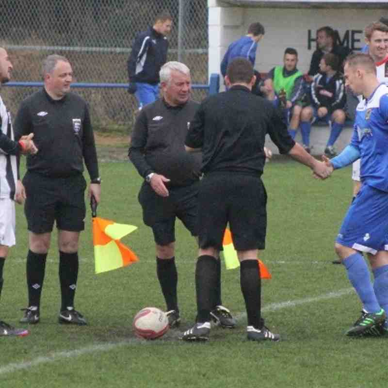 Pontefract Collieries v Selby Town