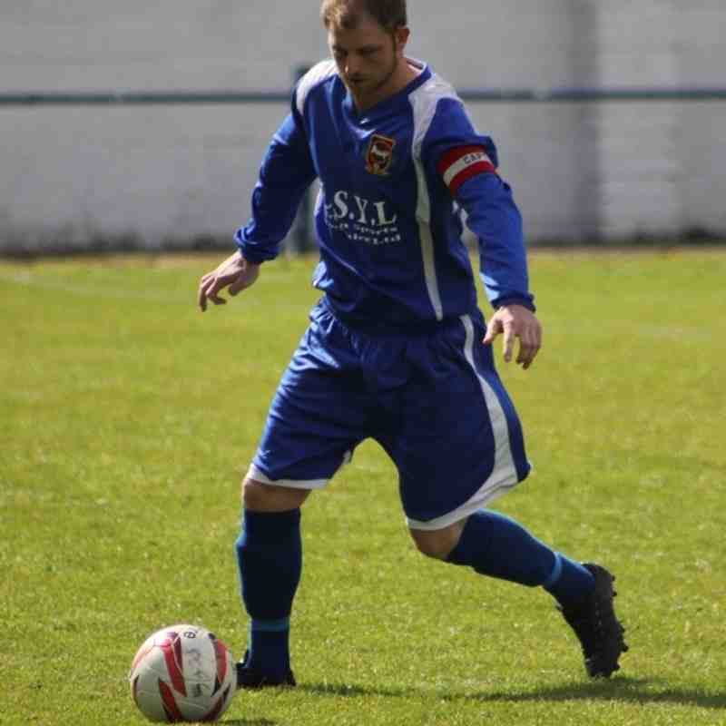 Selby Town 23-08-14