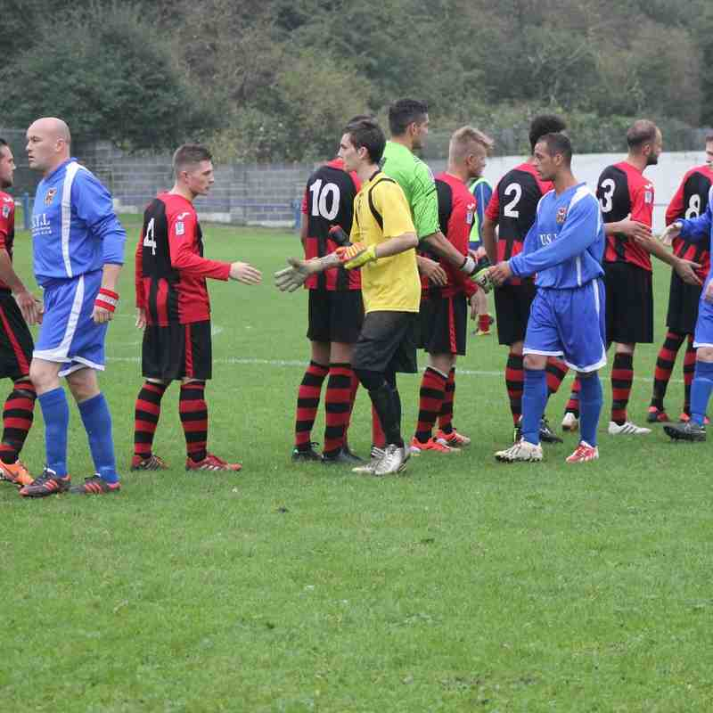 Pontefract Collieries v Dronfield Town 20-09-14