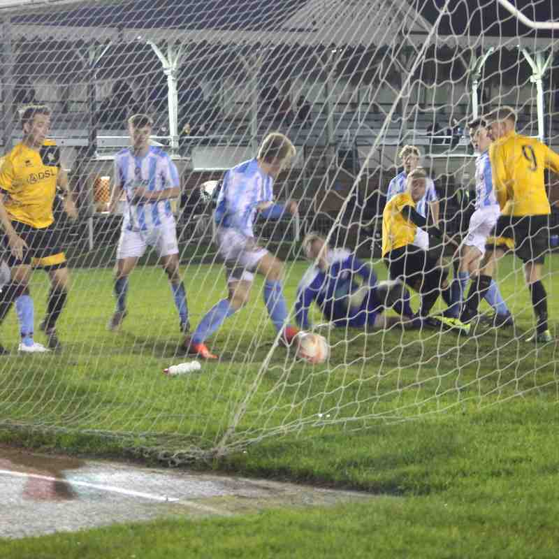 Braintree Reserves at Home 28th Novemebr 2015