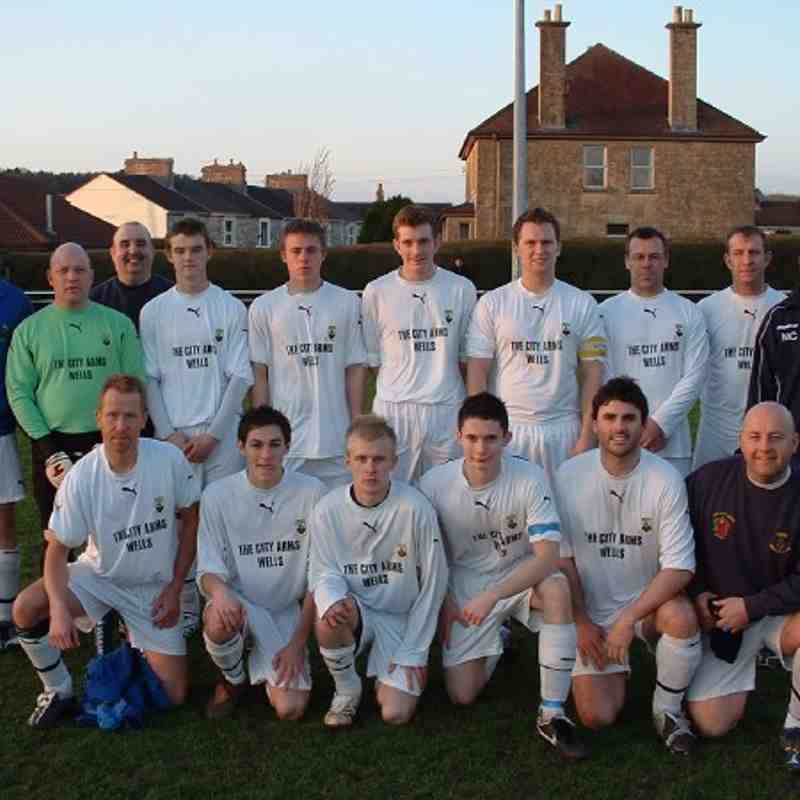 Moorland Cup Final 2008