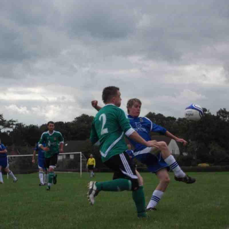 A Team vs Sun Sports (03/09/2011)