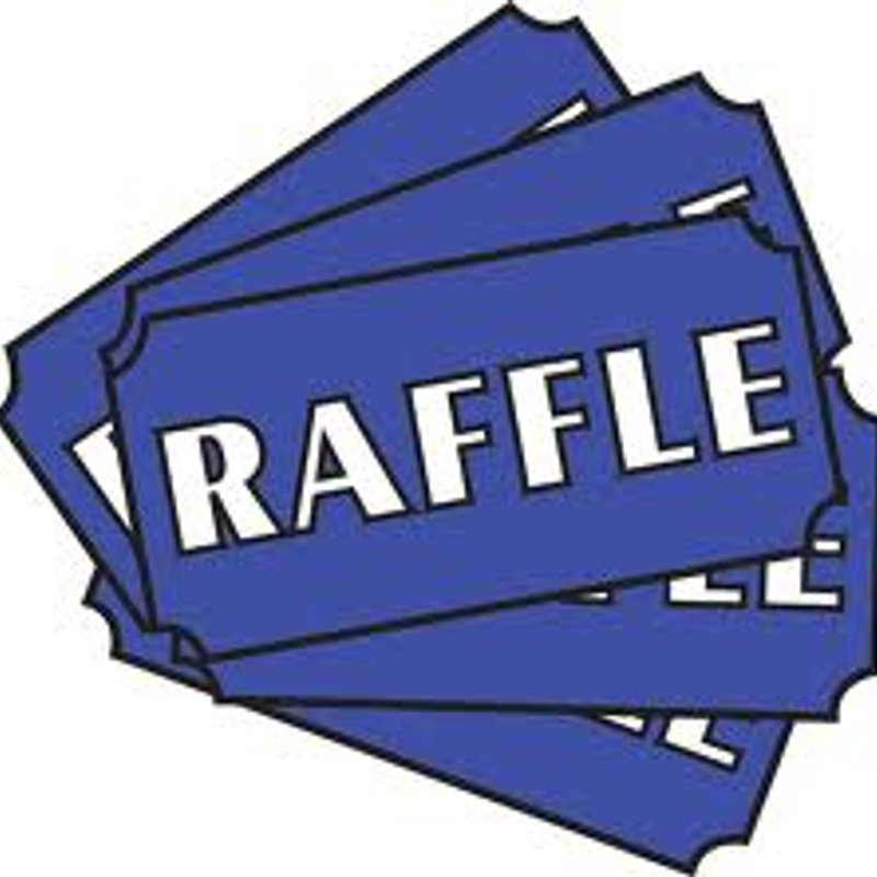 New Years Eve Raffle - Saturday 31st December @5.30pm
