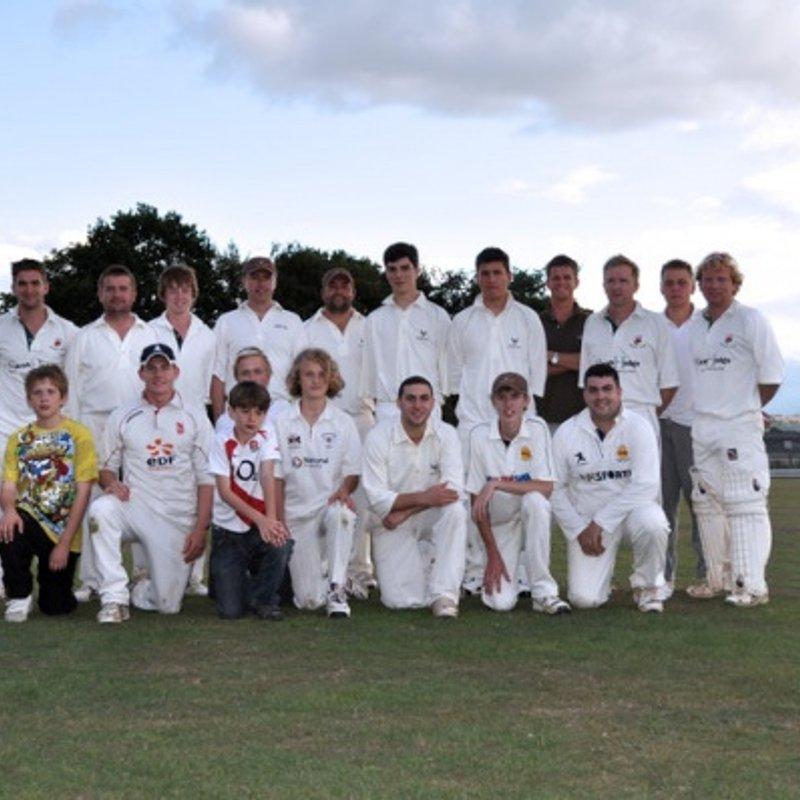 Ilton Cricket Club vs. Help for Hereos Cricket Club