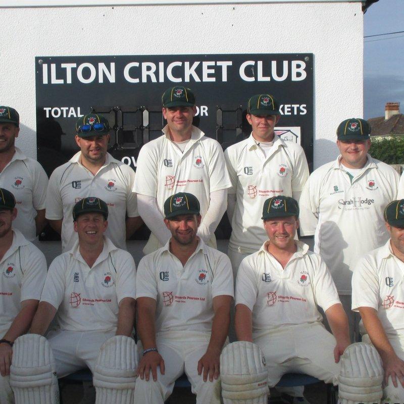 Kilmington & Stourton 1 233/9 - 234/7 Ilton Cricket Club