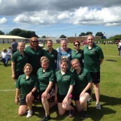 Ladies Cricket Tournament @ Street CC - WINNERS