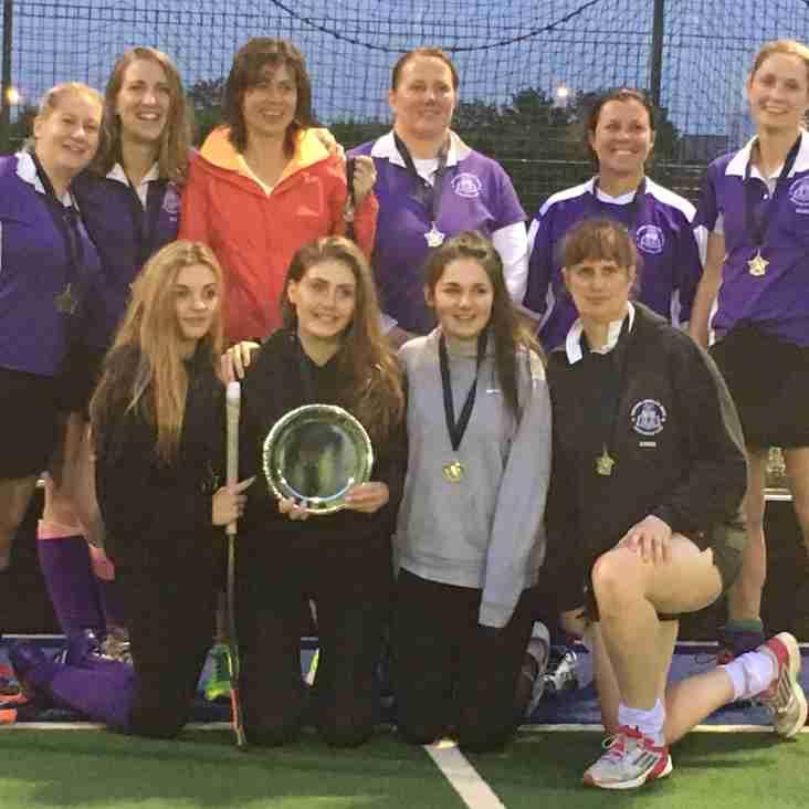 SBU win the Rushcliffe Summer League