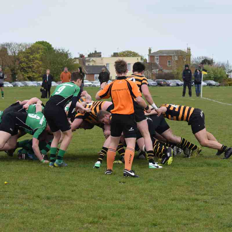 Southwold V Beccles (Ponymoore)