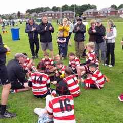 Orrell St James Gold vs Folly Lane Under 10s