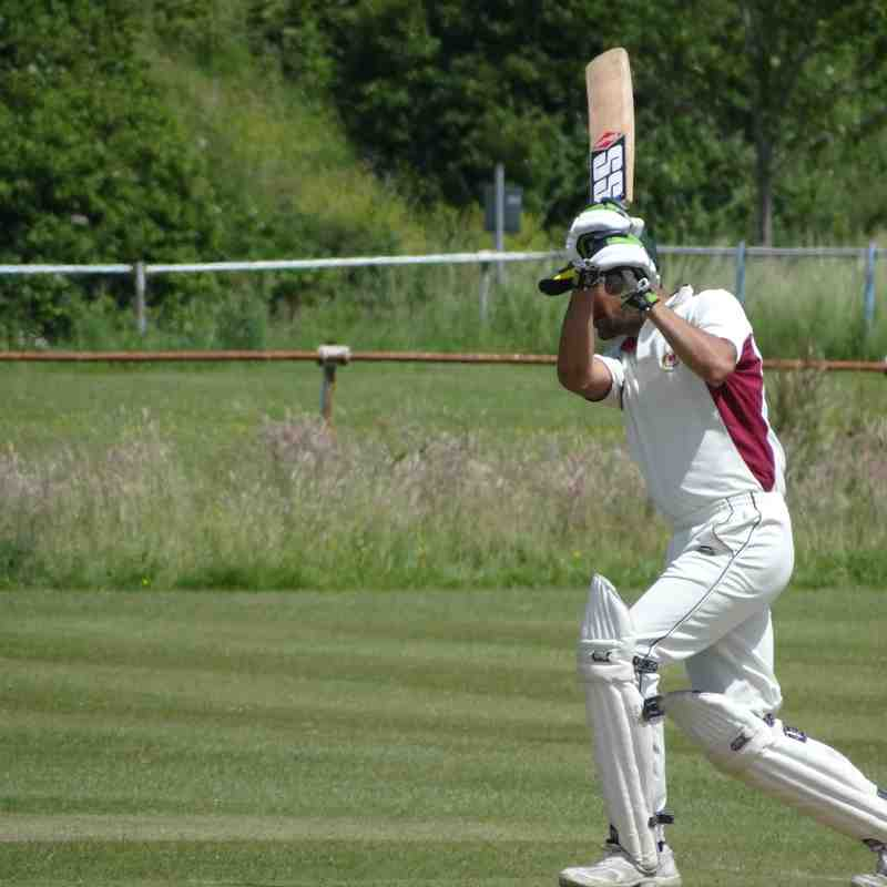 2s vs Barry Athletic Home 27/6/2015