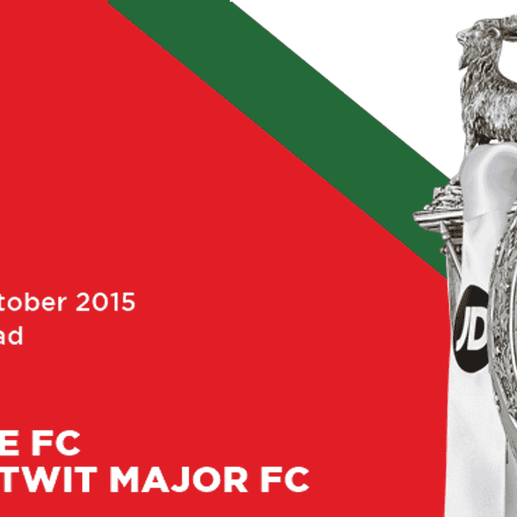 FAW Welsh Cup Round 1