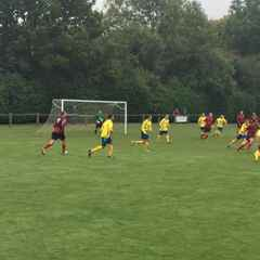 Welsh Cup Round 1 - Match Report