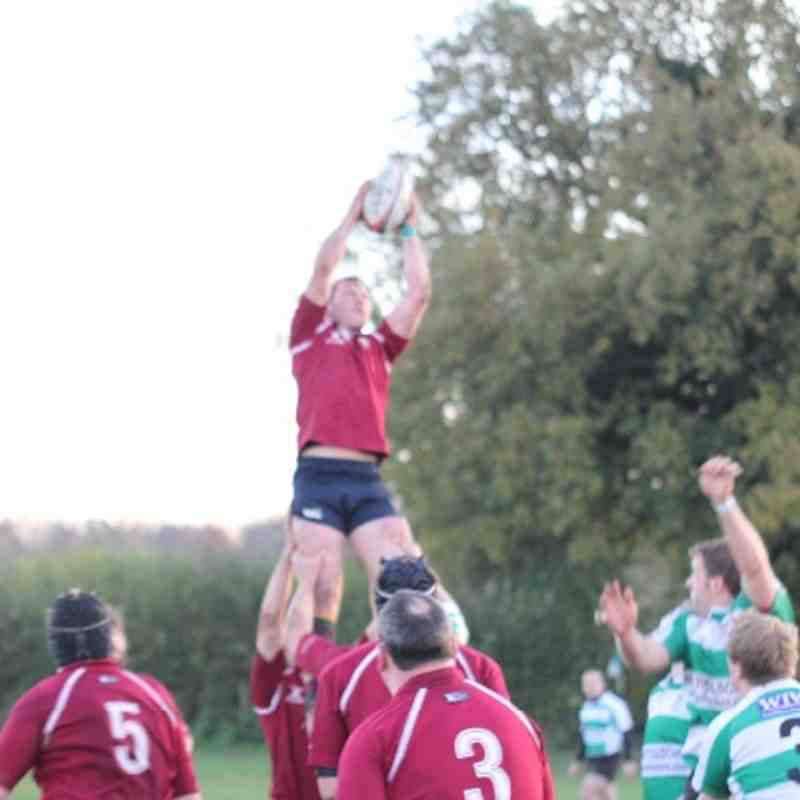 OBs 1st XV - V - Chew Valley