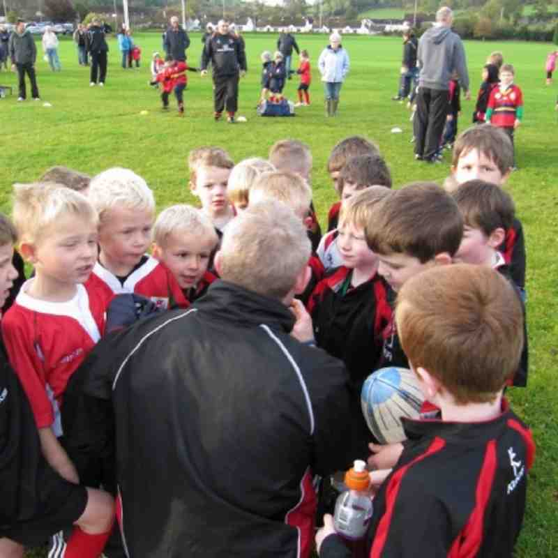 Minis Host Ballyclare Oct 2012