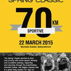 THE SPRING CLASSIC - entry open