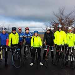 Great weekend for cycling if you were a KMCC member