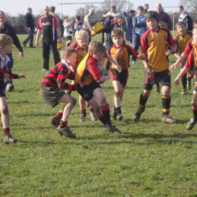 St. Mary's - Gloucester Cup March 11th 2012