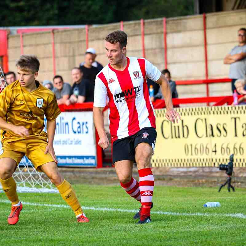Witton v Crewe 16/7/19 by Karl Brooks Photography