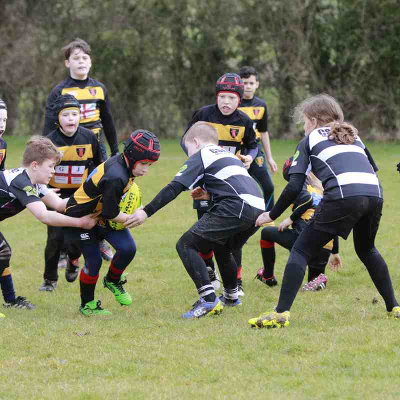 Broncos versus Chipping Sodbury 11th March 2018