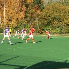 Taunton CS A v Ashmoor C - Sat  5 Nov 2016